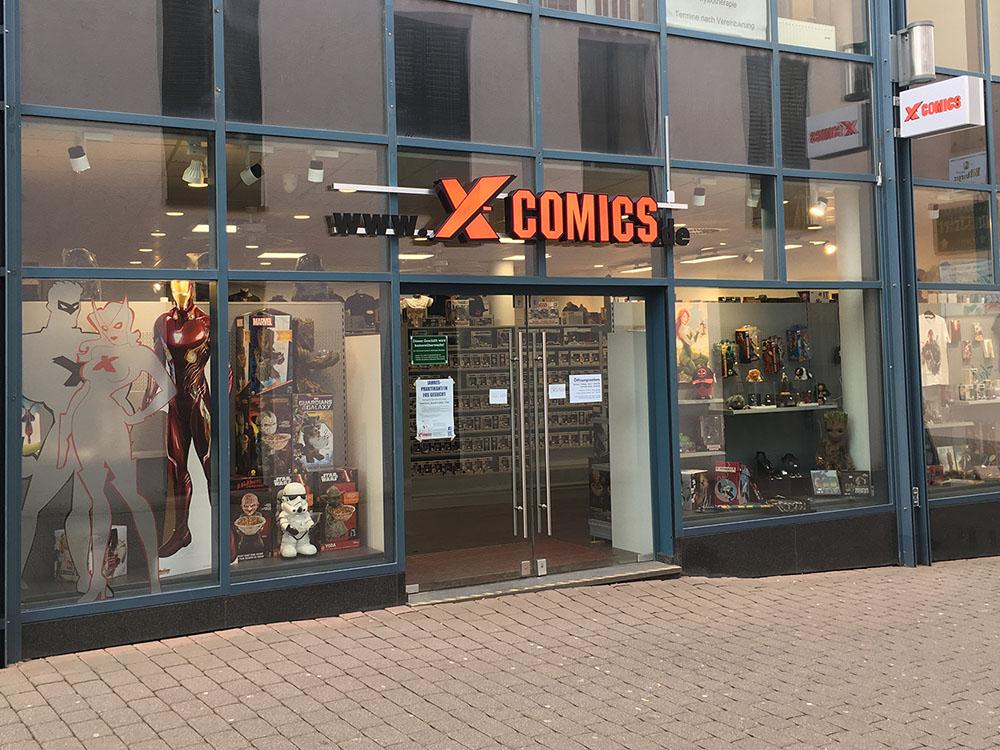 X-Comics GmbH Trier