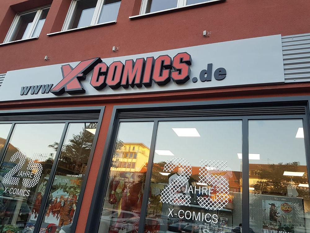 X-Comics GmbH Saarbruecken