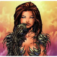 4 deutsche Comics Witchblade