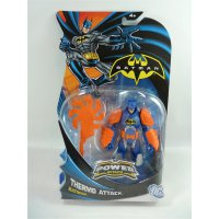 Batman Power Attack Actionfigur: Thermo Attack Batman...