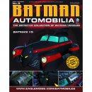 DC Batman Automobilia Collection 09: Batman #5 Batmobil