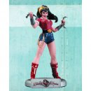 DC Comics Bombshells Resin-Statue: Wonder Woman