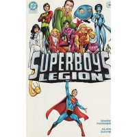 DC Showcase 01: Superboys Legion