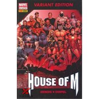 House of M 1 Variant Edition