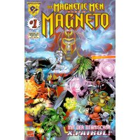 Marvel Crossover 04: Die Magnetic Men mit Magneto