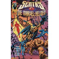 Marvel Crossover 26: Sentry & Die Marvel Helden