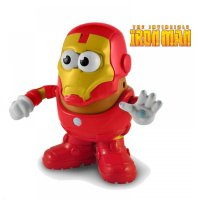 Mr. Potato Head PVC-Sammelfigur: Iron Man