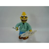 Simpsons (Serie 1) Actionfigur: Grampa Simpson (lose)