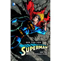 Superman - Der Tod von Superman 1 Hardcover (Comicfest...
