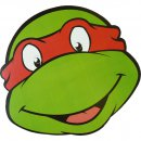 Teenage Mutant Ninja Turtles (TMNT) Raphael Maske (Pappe)