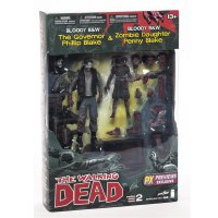 The Walking Dead Comic Serie 1 Actionfigur: Michonne