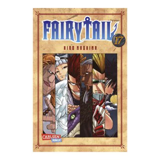 Fairy Tail 17 (Hiro Mashima)