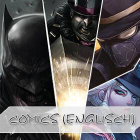 US Comics online bestellen - bei X-Comics!