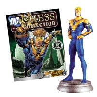 DC Comics Chess Collection Magazin + Statue 61: Booster...