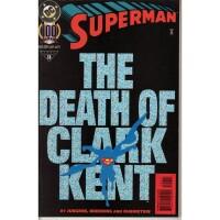 Superman 100 (Vol. 2) Foil Cover