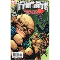 Superman & Batman VS Vampires & Werewolves 5