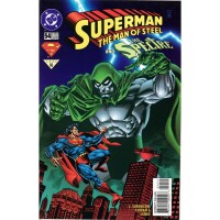 Superman The Man of Steel 54