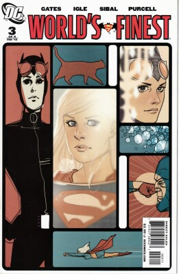 Worlds Finest 3 (Vol. 2)