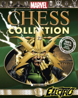 Marvel Chess Collection Magazin + Figur 13: Electro...