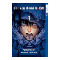 All You Need Is Kill 1 (Takeshi Obata)