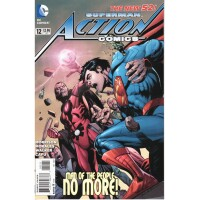 Action Comics (Vol. 2) 12