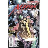 Action Comics (Vol. 2) 15