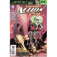 Action Comics (Vol. 2) 17