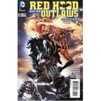 Red Hood and the Outlaws 31
