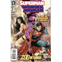 Superman Wonder Woman 3