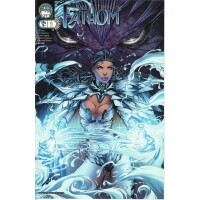 Fathom 1 Cover B (Vol. 2) Koi Turnbull