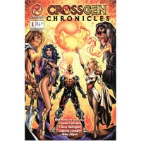 CrossGen Chronicles 1