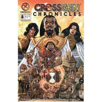 CrossGen Chronicles 8