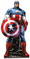 Avengers Pappaufsteller (Stand Up) - Captain America...