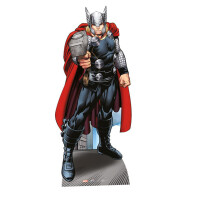Avengers Pappaufsteller (Stand Up) - Thor Comic Version...