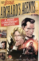 Archard`s Agents 1 (Vol.1) A Most Convenient Murder