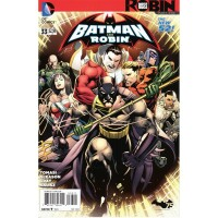 Batman and Robin 33 Cover A (Vol. 2)