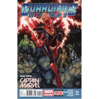Guardians of the Galaxy 15 (2nd Printing) (Vol. 3)