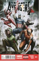 Uncanny Avengers 23