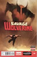 Savage Wolverine 16
