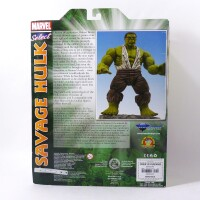 Marvel Select Actionfigur: Savage Hulk (Disney Store...