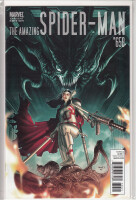 Amazing Spider-Man 658 Paul Renaud Variant - Thor Goes...