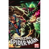Amazing Spider-Man 645 1:10 Bryan Hitch Variant (Vol. 1)