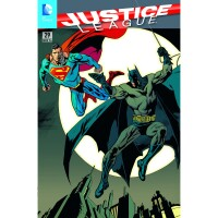Justice League 29 Variant - 75 Jahre Batman - (Comic...