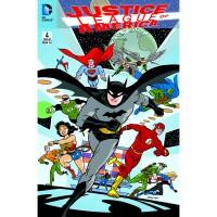 Justice League of America 4 Variant - 75 Jahre Batman -...