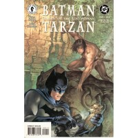 Batman Tarzan Claws of the Cat-Woman 1