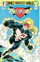 Comics Greatest World (Vol. 2) Golden City 1 Rebel