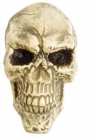 Horror Halloween Totenschädel aus Kunststoff zur...