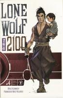 Lone Wolf 2100 # 4