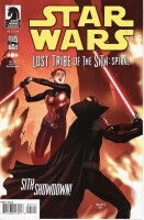 Star Wars Lost Tribe of the Sith Spiral 5
