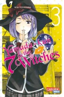 Yamada-kun and the seven Witches 3 (von Miki Yoshikawa)
